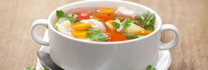 Жиросжигающий суп для похудения: рецепты и правила приготовления.
